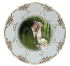 Talíř svatební reliéfní - 19cm č.1